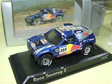 VW TOUAREG 2 N°305 PARIS DAKAR 2006 G. DE VILLIERS NOREV