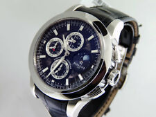 Perrelet Perpetual Calendar Moon Chronograph A1058-1 Vol/Black 43mm $29,900 NIB