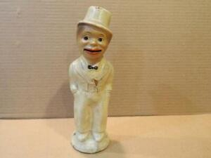 Charlie McCarthy Ventriloquist Still Coin Bank Coin Goes in Mouth Vintage