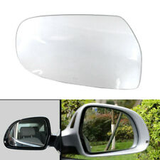 For Audi A4 B9 2013-2016 8K0857536F Car Right Side Wing Mirror Glass Replacement