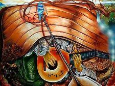 Cuba Original Art Painting Canvas YOANDRIS PEREZ BATISTA 99
