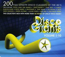 Various Artists, Dis - 10: Disco Giants 1 / Various [New CD] Holland - I