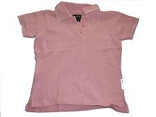 H & M tolles Poloshirt Gr. 122 rosa !!