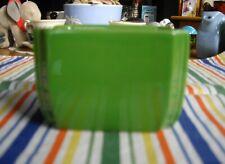 Fiesta SHAMROCK GREEN Sugar Caddy ~