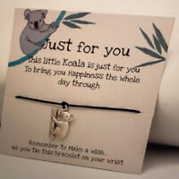 Simple koala Bracelet With Hand Charm Gifts Jewelry Gift 2020 X4R6