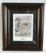 New listing Equestrian World Games - Framed Commemorative Edition Print 'The Horse'