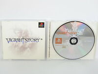 VAGRANT STORY PS1 Playstation PS Japan Video Game p1