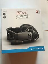 Sennheiser GSP 670 Excellent Condition Wireless Gaming Headset