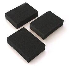Toolzone 3pc Foam Sanding Blocks