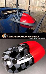 MK3 MINI Cooper/S/SD/JCW F55 F56 JCW Style Antenna Aerial Cover