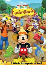 Mickey's Numbers Roundup [New DVD] Full Frame, Subtitled, Dolby, Dubbed