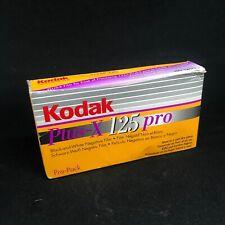 5 rolls of Kodak Professional 125PX Plus-X 125 B&W Film EXPIRED Sealed Packets
