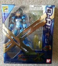Bandai D-Arts SDCC MEGAMAN X metallic chrome Figure exclusive  ROCKMAN Mega Man