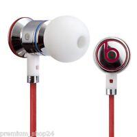 Monster Beats by Dr.Dre iBeats MUSIK SPORT Headset für HTC Desire 816 820 weiß