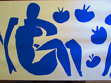 Matisse Women and Monkeys or Women and Symbols serigraph 1952 Nouvelles Images