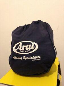 Arai Racing Specialities Motorcycle Helmet Drawstring Bag ,