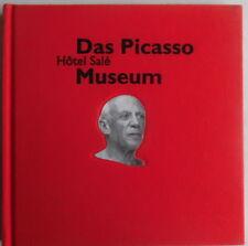 Pablo Picasso - Hôtel Salé - Werner Spies - Gina Kehayoff - 1995