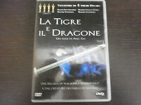 LA TIGRE E IL DRAGONE - FILM IN DVD ORIGINALE - visitate COMPRO FUMETTI SHOP