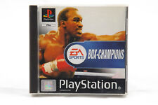 Box Champions (Sony PlayStation 1/2) PS1 Spiel in OVP, PAL, CIB, TOP, GUT