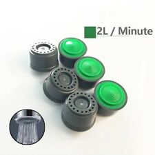 Faucet aerator replacement.Water saving 2l min.22mm female 24mm male.Tap aerator