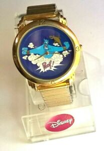 DISNEY ALADDIN GENIE ANIMATED ROTATING DIAL LIMITED EDITION COLLECTORS WATCH