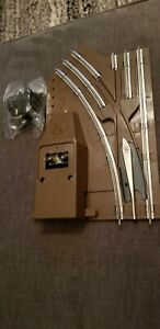 used K-Line Electric Trains K-264 O-27 Gauge Manual Control Switch left .