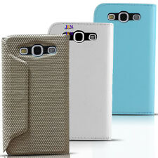 Samsung Galaxy s3 S3 III i9300 PU Flip Protection Leather Case Cover Protector