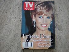 """Princess Diana"" TV Guide Magazine September 1997 New York Edition"