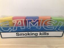 - Cartouche Vide Cigarette CAMEL Color Édition Asie Collection