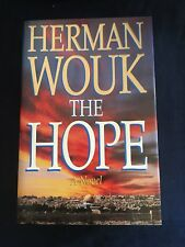 The Hope By Herman Wouk Hardcover 1st. Edition 1993