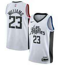 New 2020 Nike Los Angeles Clippers Lou Williams #23 City Edition Swingman Jersey