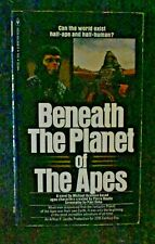 Beneath The Planet of the Apes, Michael Avallone (Pb, 1974)