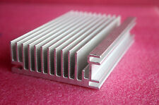 Heat Sink  Aluminum Extrusion Ericsson 131400024-001 Rev P03