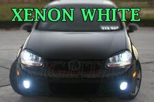 VW GOLF MK5 V SMD CANBUS LED Fog Light Bulbs - XENON 6000K WHITE