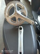 Shimano 105 Crankset Silver FC-5800 11s 53-39T- 172.5mm With BB--NEW--Take Off