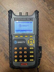 Trilithic DirecTV Advanced Installation Meter 1.5 AIM01R2-12 LNB SWM 3DR