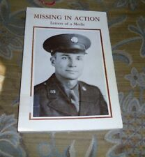 Missing in Action Letters of a Medic, F.C. Wardlaw, PB, 1979, Signed