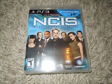 NCIS (Sony PlayStation 3, 2011) *****LN*****COMPLETE*****
