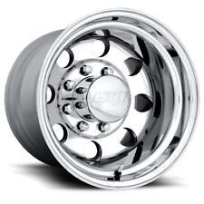 "16x10"" American Eagle 589 Series Polished Aluminum Wheel 8-6.5"" BC"