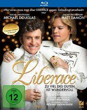 Michael Douglas LIBERACE - ZU VIEL DES GUTEN IST WUNDERVOLL Matt Damon BLU-RAY