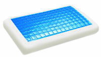 Pro11 NEW MEMORY FOAM PILLOW GEL COOLING SLEEPING AID PAD MUSCLE RELIEF COOLING