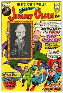 Superman's Pal Jimmy Olsen #139, Very Fine - Near Mint Condition