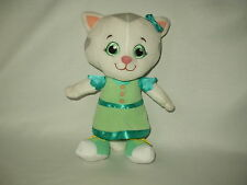 "DANIEL TIGER'S Neighborhood Friend KATERINA KITTY CAT 13"" talk sing figure toy"