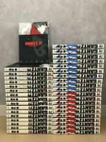 Used GANTZ all 37 volumes complete set Young Jump Comics Hiroya Oku Japanese