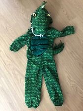 BOYS GIRLS DINOSAUR CROCODILE KIDS FANCY DRESS OUTFIT COSTUME 3-4 YEARS MONSTER