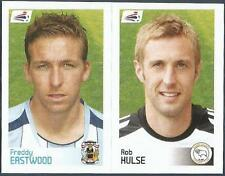 PANINI CHAMPIONSHIP 2009- #173/218-COVENTRY CITY-FREDDY EASTWOOD/DERBY-ROB HULSE