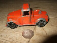 BENBROS QUALITOYS ARTICULATED REMOVALS LORRY TRUCK RARE RESTORATION CAB ONLY 50s