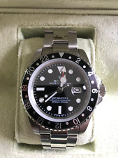 *Rolex **Mens* Watch *Submariner* Black *Cemamic* Bezel *Oyster Perpetual Date