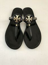 Tory Burch Jelly Thong Black Size 8.M