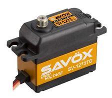 Savox High Voltage Digital Servo .06/222 - Savsv1273Tg